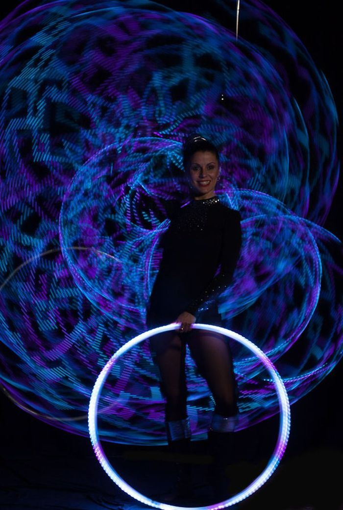LED Hoop Berlin